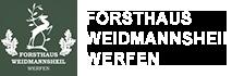 Forsthaus Weidmannsheil